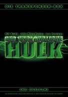 The Incredible Hulk Returns - German Movie Cover (xs thumbnail)