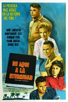 From Here to Eternity - Argentinian Movie Poster (xs thumbnail)