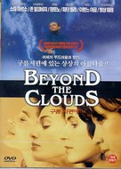 Al di là delle nuvole - South Korean DVD cover (xs thumbnail)