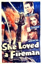 She Loved a Fireman - Movie Poster (xs thumbnail)