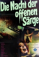 Drácula contra Frankenstein - German Movie Poster (xs thumbnail)