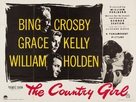 The Country Girl - British Movie Poster (xs thumbnail)