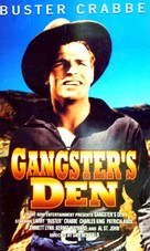 Gangster's Den - Movie Poster (xs thumbnail)