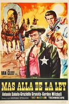 Al di là della legge - Spanish Movie Poster (xs thumbnail)