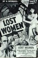 Mesa of Lost Women - poster (xs thumbnail)