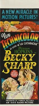 Becky Sharp - Australian Movie Poster (xs thumbnail)