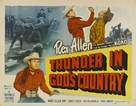 Thunder in God's Country - Movie Poster (xs thumbnail)