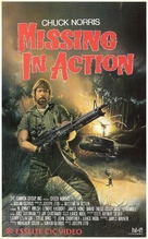 Missing in Action - Dutch Movie Cover (xs thumbnail)