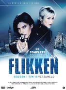 """Flikken"" - Dutch DVD movie cover (xs thumbnail)"
