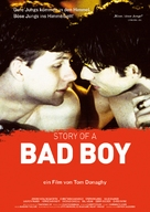 Story of a Bad Boy - German Movie Cover (xs thumbnail)
