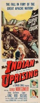 Indian Uprising - Movie Poster (xs thumbnail)