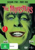 """The Munsters"" - Australian DVD cover (xs thumbnail)"