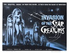Invasion of the Star Creatures - Movie Poster (xs thumbnail)