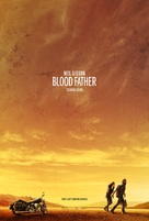 Blood Father - Teaser movie poster (xs thumbnail)