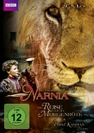 """Prince Caspian and the Voyage of the Dawn Treader"" - German Movie Cover (xs thumbnail)"