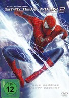 The Amazing Spider-Man 2 - German Movie Cover (xs thumbnail)
