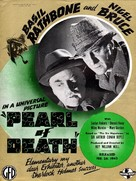 The Pearl of Death - British Movie Poster (xs thumbnail)