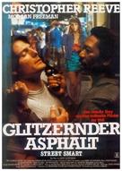 Street Smart - German Movie Poster (xs thumbnail)