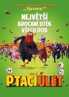 Free Birds - Czech Movie Poster (xs thumbnail)