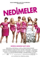 Bridesmaids - Turkish Movie Poster (xs thumbnail)