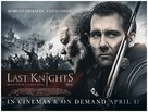 The Last Knights - British Movie Poster (xs thumbnail)