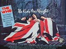The Kids Are Alright - British Movie Poster (xs thumbnail)