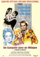 Pocketful of Miracles - Spanish Movie Poster (xs thumbnail)