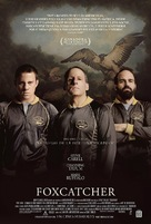 Foxcatcher - Mexican Movie Poster (xs thumbnail)