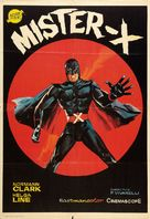 Mister X - Spanish Movie Poster (xs thumbnail)