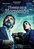 Tesis sobre un homicidio - Movie Poster (xs thumbnail)