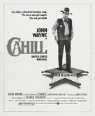Cahill U.S. Marshal - Movie Poster (xs thumbnail)