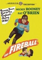 The Fireball - DVD cover (xs thumbnail)