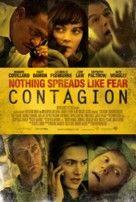 Contagion - Danish Movie Poster (xs thumbnail)
