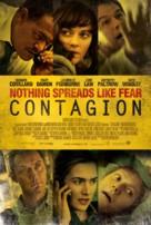 Contagion - Danish Movie Poster (xs thumbnail)