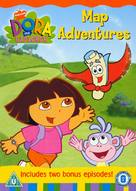 """Dora the Explorer"" - British DVD movie cover (xs thumbnail)"