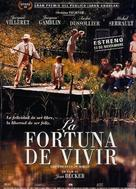 Enfants du marais, Les - Spanish Movie Poster (xs thumbnail)