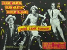 Some Came Running - British Movie Poster (xs thumbnail)
