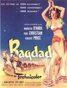Bagdad - Movie Poster (xs thumbnail)