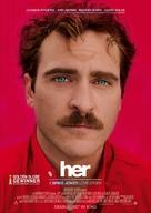 Her - German Movie Poster (xs thumbnail)