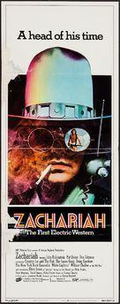 Zachariah - Movie Poster (xs thumbnail)