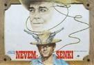 Il Mio Nome E Nessuno - Hungarian Movie Poster (xs thumbnail)