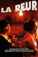 La peur - French Movie Cover (xs thumbnail)