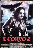 The Crow: City of Angels - Italian Movie Poster (xs thumbnail)