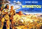 Winnetou - 1. Teil - German Movie Poster (xs thumbnail)