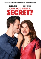 Can You Keep a Secret? - DVD movie cover (xs thumbnail)