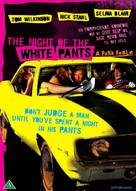 The Night of the White Pants - Danish DVD cover (xs thumbnail)