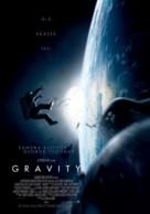 Gravity - Finnish Movie Poster (xs thumbnail)