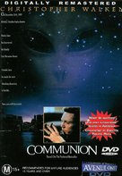Communion - Australian DVD cover (xs thumbnail)