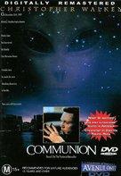 Communion - Australian DVD movie cover (xs thumbnail)