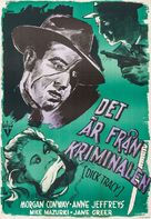 Dick Tracy - Swedish Movie Poster (xs thumbnail)